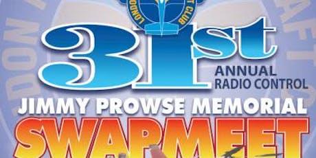 LMAC 31st RC Jimmy Prowse Memorial Swap Meet tickets