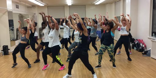 Dance Fitness with Outpour