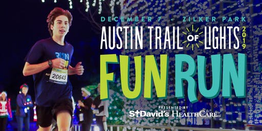 2019 Austin Trail of Lights Fun Run
