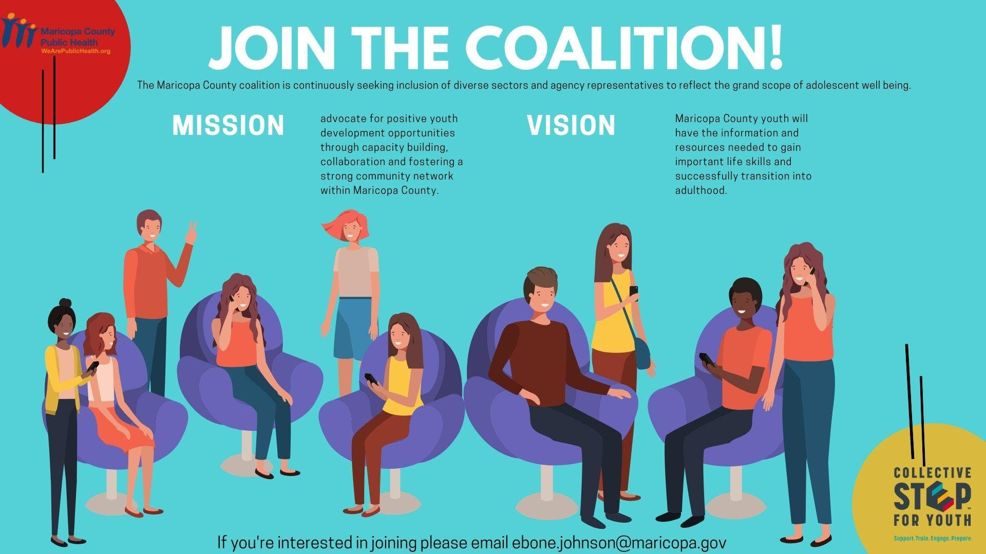 Collective STEP Coalition Meeting