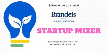 Startup Networking Mixer and Pitch Event 2019 Edition tickets