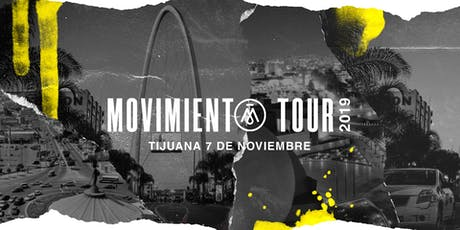 Movimiento Tour Tijuana tickets