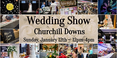 Meet Me at the Altar Wedding Show tickets