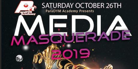 ParaDYM Academy's Media Masquerade 2019 tickets