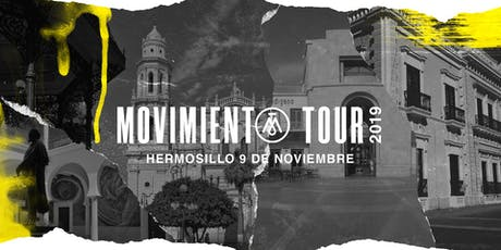 Movimiento Tour Hermosillo entradas