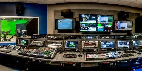 Television Station Tour