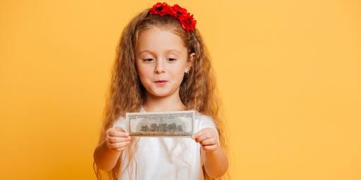 Taller Finanzas Conscientes para Niños & Padres