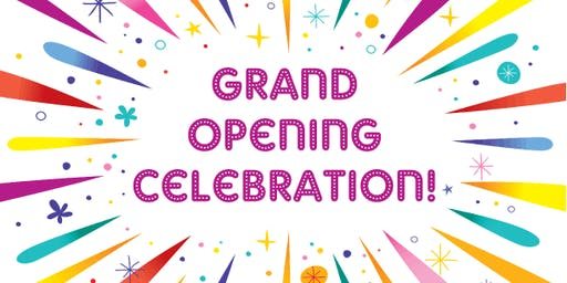 Exclusive Grand Opening Celebration