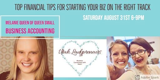 Utah Ladypreneur's Networking Event (August)