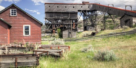 Photography Field Class: Ruins + Relics of the Alberta Badlands tickets