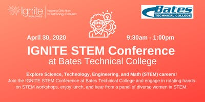 IGNITE STEM Conference at Bates Technical College (High School)