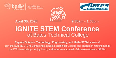 IGNITE STEM Conference at Bates Technical College (High School) tickets