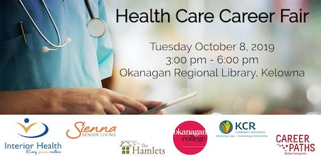 Health Care Career Fair tickets
