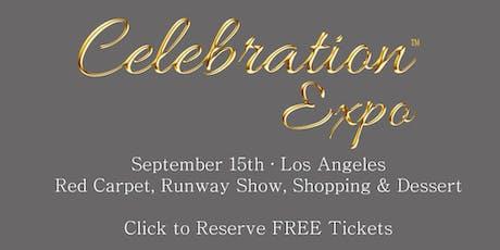 CELEBRATION EXPO tickets