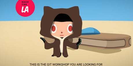 Intermediate Commandline, Git and Github Workshop tickets