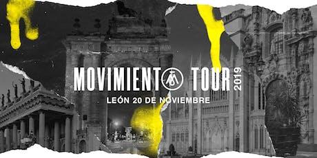 Movimiento Tour León entradas
