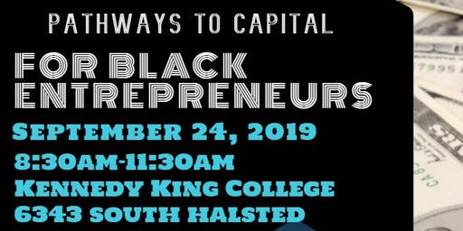 Pathways to Capital for Black Entrepreneurs w/Prof. Steven Rogers