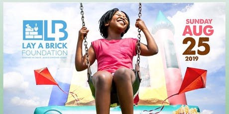 LAY A BRICK FOUNDATION BACK TO SCHOOL DRIVE & FUN DAY tickets