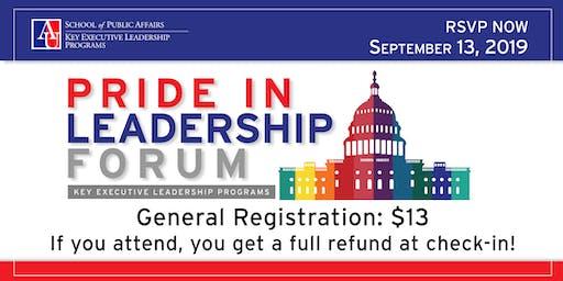 Key Executive Pride in Leadership Forum