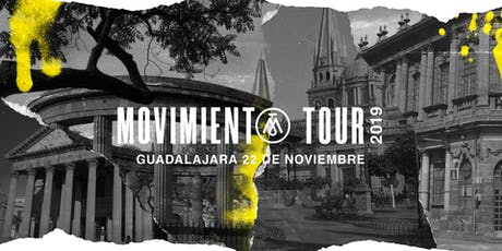 Movimiento Tour Guadalajara boletos