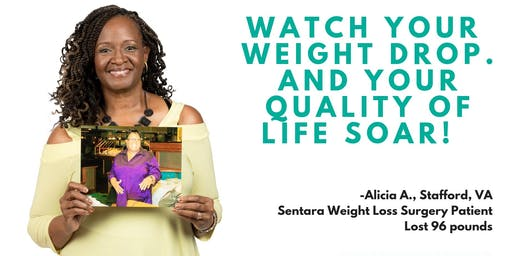 Weight Loss Surgery Information Session