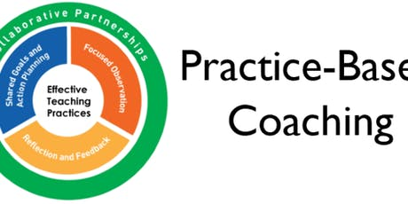 MA Practice-Based Coaching tickets