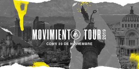 Movimiento Tour CDMX tickets