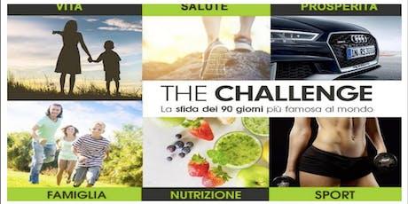 THE CHALLENGE - LUCCA biglietti