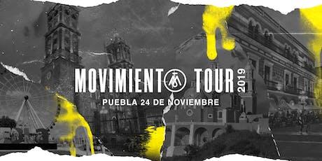 Movimiento Tour Puebla entradas