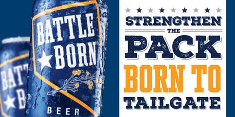 Strengthen the Pack Tailgate-Purdue tickets