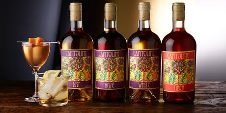 Capitoline Vermouth & Aperitivi Tasting Dinner tickets