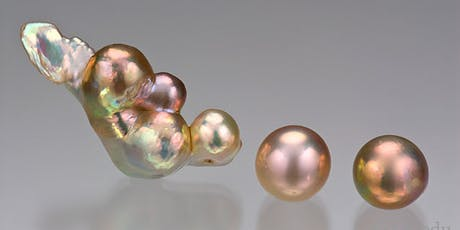 GIA Golden Gate-California Chapter: Beyond the Pearl with Betty Sue King tickets