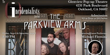 The Parkview Arms: An Improvised Play tickets