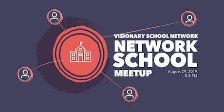 LEANLAB Network School Meet-Up tickets