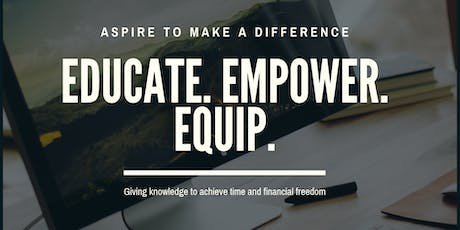 Educate Empower Equip tickets