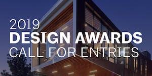 2019 Design Awards Submission Registration