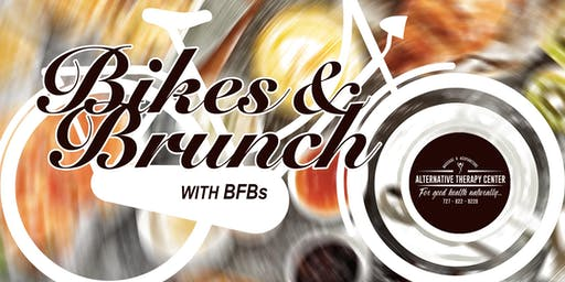 Bikes, Brunch & BFB Cheer! Celebrating Alternative Therapy Center