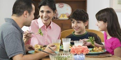 Almuerzos para llevar - Familias Saludables en Accion- Parte 2 tickets