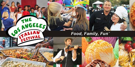 The Los Angeles Italian Festival tickets