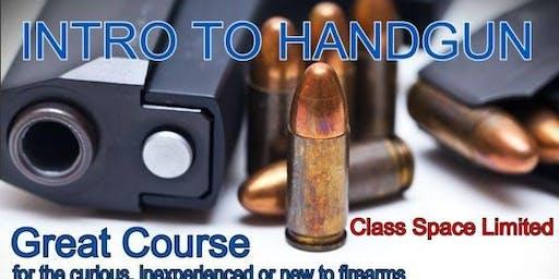 Intro to Handgun