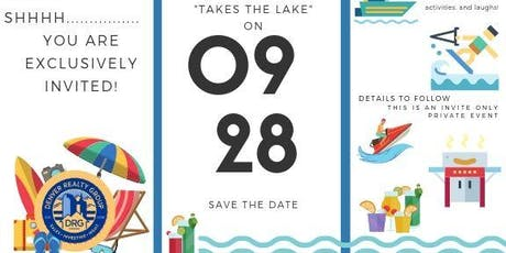 DRG Takes The Lake tickets