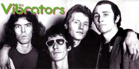 VIBRATORS w/ Vicious Dreams, Sick Dogs, Palmettes tickets