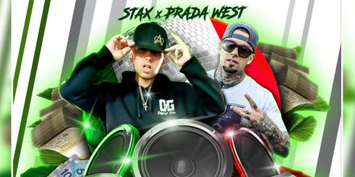 STAX × PRADA WEST (Mission)