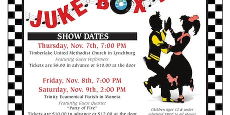 Juke Box Hits tickets