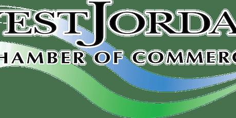 West Jordan Chamber Membership tickets