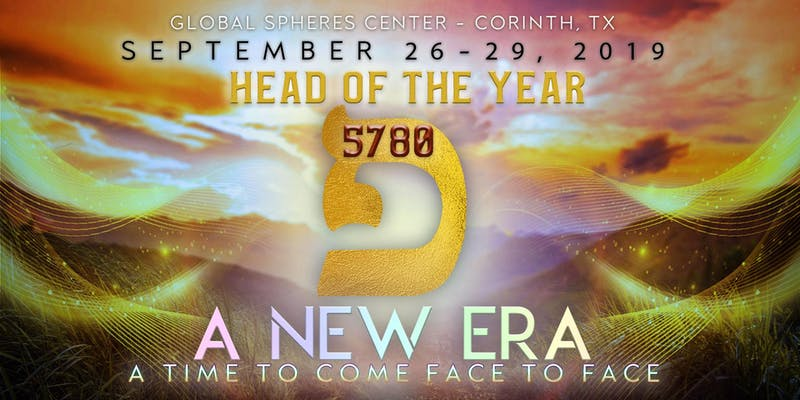 Head of the Year 5780 - A New Era