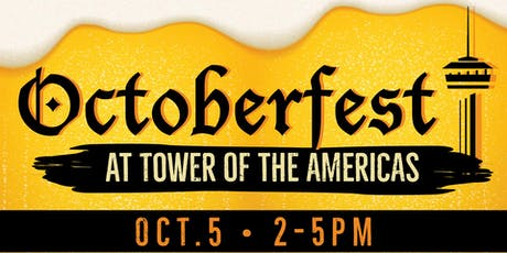 Octoberfest at Tower of the Americas tickets