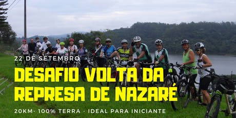 Desafio Volta da Represa de Nazaré Paulista - 22/09/2019 ingressos
