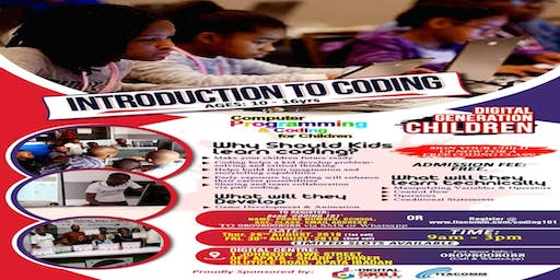 Introduction to Coding for Children