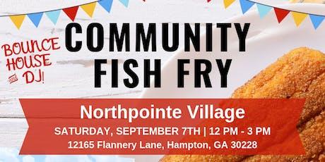 Community Fish Fry! tickets